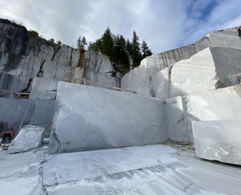 Vancouver Island Marble Quarries, Tahsis